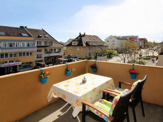 Ferienwohnungmit Balkon in Weil am Rhein