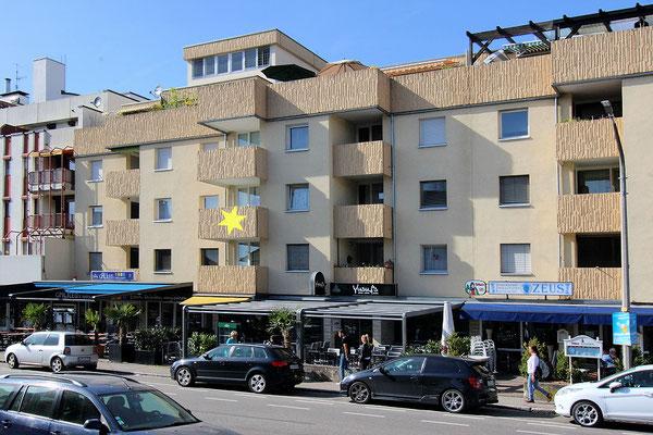 möbiliertes Appartement in der City von Weil am Rhein