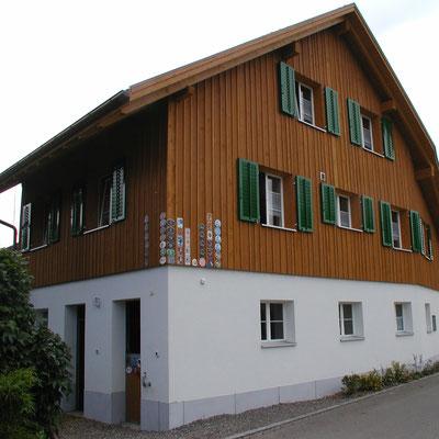 Strebel Holzbau Neubau Einfamilienhaus