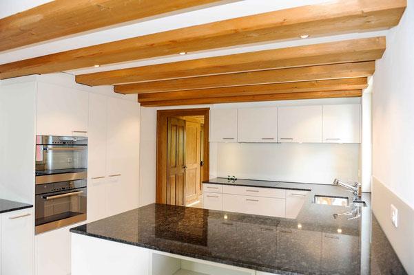 Strebel Holzbau Küchen Design
