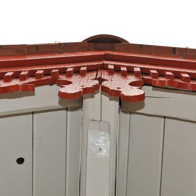 Strebel Holzbau Umbau Dachstock