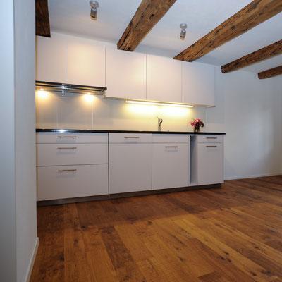 Strebel Holzbau Umbau alter Hausteil