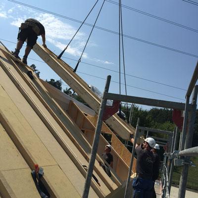 Strebel Holzbau Elementbau