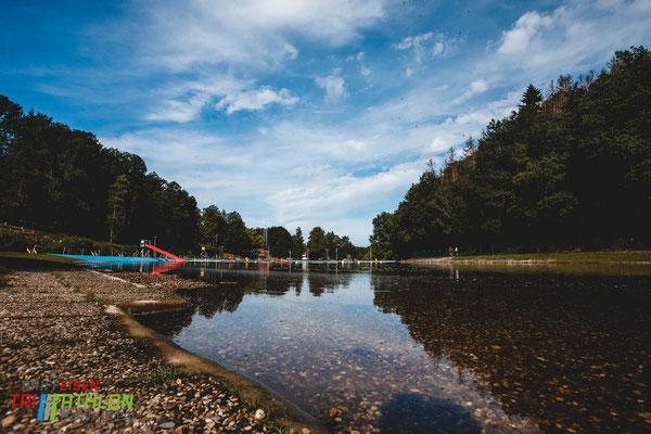 Raiffeisentriathlon Hamm (Sieg) Waldschwimmbad Hamm