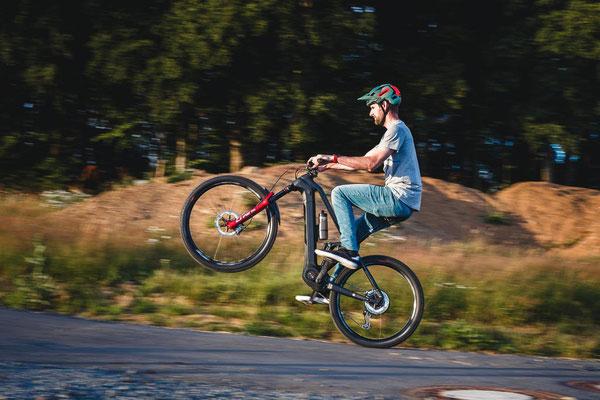 """BULLS Sonic, BULLS Bikes, BULLS E-Bike, Marc """"Oppe"""" Oppermann"""