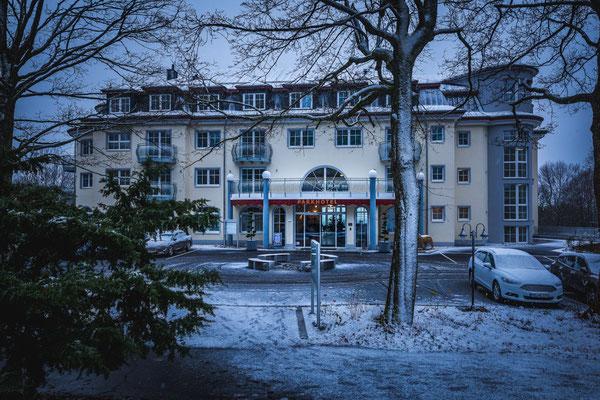 Parkhotel Hachenburg, Parkhotel Hachenburg Winter, Hogano Parkhotel Hachenburg