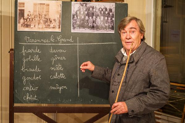 soirée Patois avec Villages Cultures Patrimoines en Sud Chalonnais