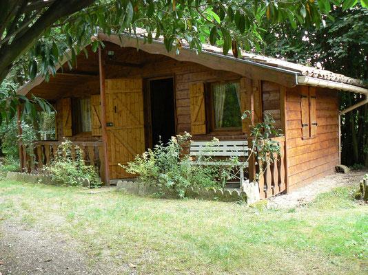 chalet près du gîte de la maison de l'étang à sampigny