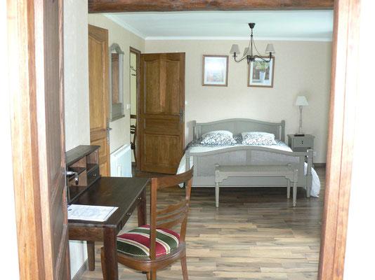 Chambre d'hôtes avec Sauna et salon privé en Meuse