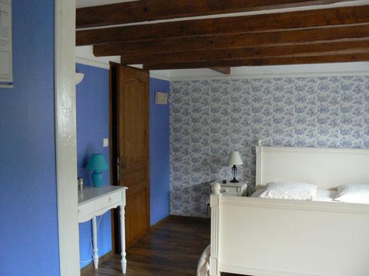 La chambre d'hôtes Mélanie dispose d'une douche à l'italienne