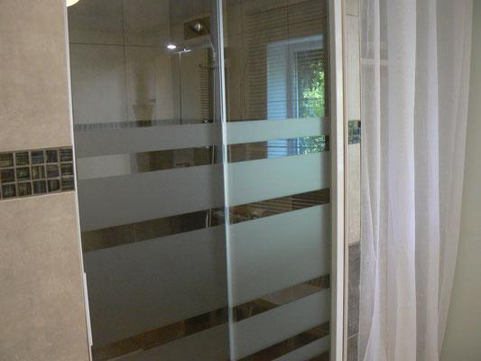 Grande douche - Gîte Meuse