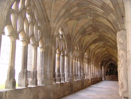Visite de la cathédrale de Verdun