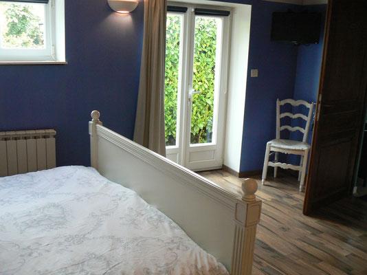 chambre d'hôtes avec ecran plat
