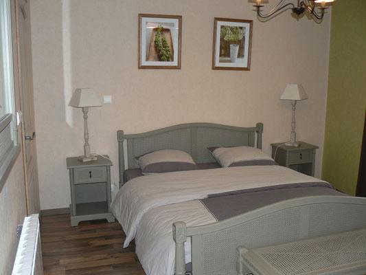 La chambre Elodie entre Saint-Mihiel et Commercy dispose d'un sauna