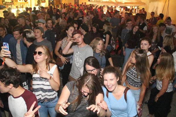 Mit über 900 Gästen traf die Musikkapelle Mauer als Veranstalter mit dem diesjährigen Veranstaltungskonzept voll ins Schwarze.