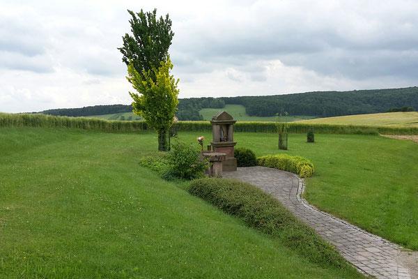 Die vielfältige Kulturlandschaft des Eichsfelds ist eine Oase der Ruhe.