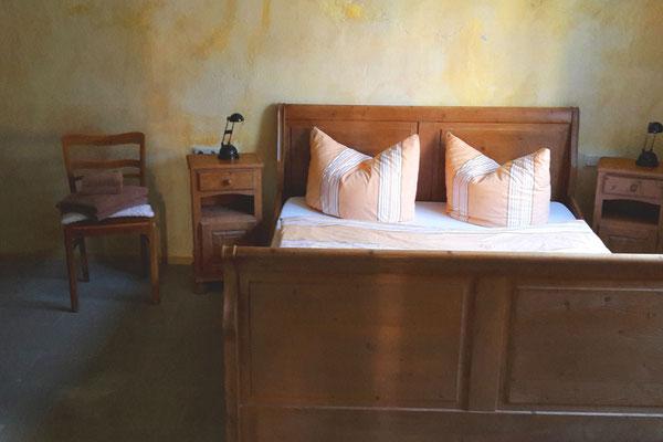 Alle Zimmer der Auberge sind im provenzalischen Stil eingerichtet.
