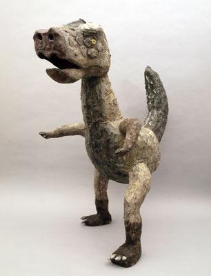 233 ティラノザウルス 2017年 110×59×108