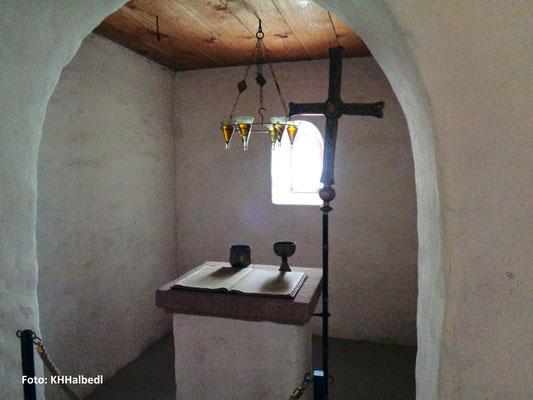 Freilichtlabor Lauresham: Kapelle