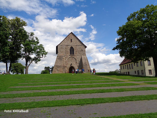 Lorsch: Basilika (Rest)