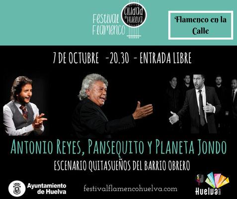 II Festival Flamenco Ciudad de Huelva