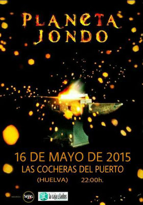 Presentación Planeta Jondo, Huelva