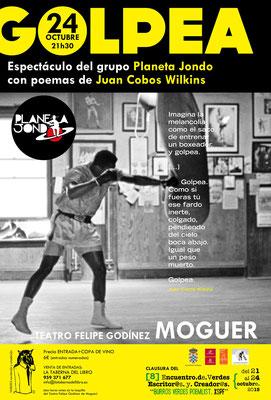 Presentación Espectáculo Golpea, Moguer