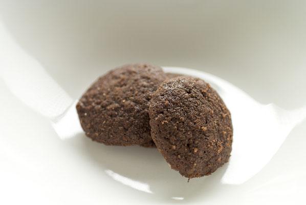 リッチココア:名称 焼菓子 内容量50g 原材料名『アレルゲン対象範囲7品目』小麦粉(国内製造)、マーガリン、砂糖、鶏卵、食塩、ココア(一部に小麦、卵、乳成分を含む)