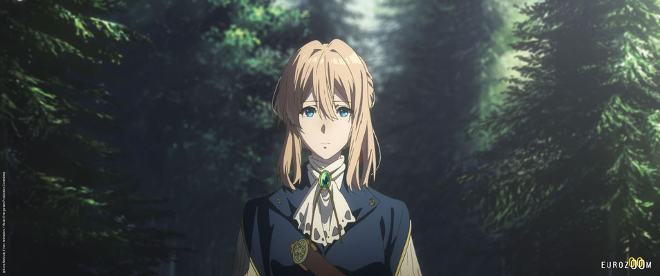ⓒKana Akatsuki,Kyoto Animation/Violet Evergarden Production Committee