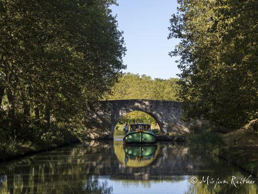 Canal du midi, Frankreich