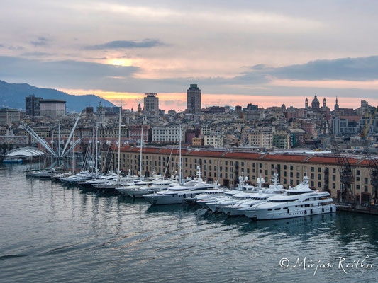 Genua, Italien