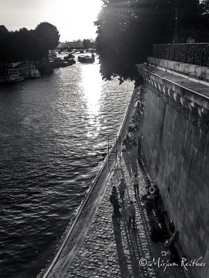 Paris, Seine