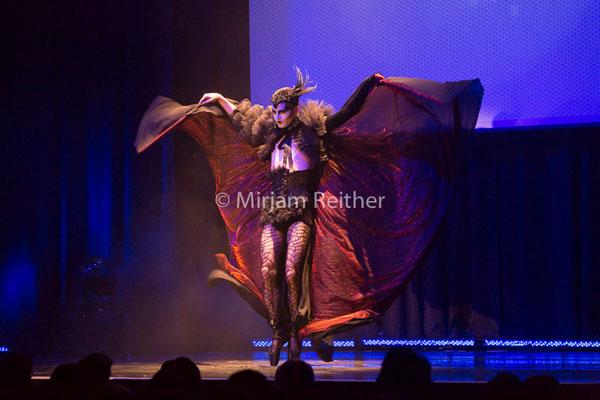 1. Boylesque Festival Vienna, Charly Voodoo, Wien 2014