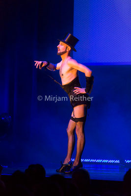1. Boylesque Festival Vienna,The Gentleman, Wien 2014