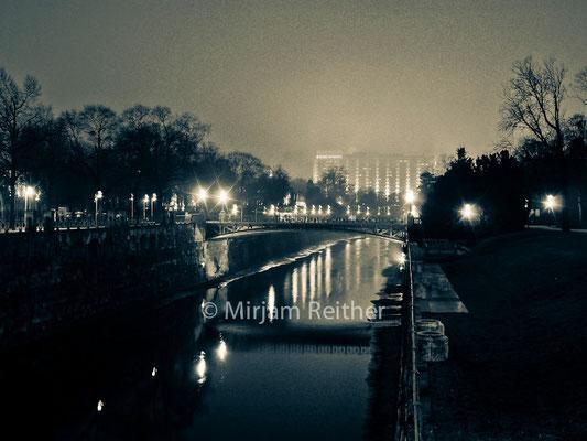Die Wien im Stadtpark