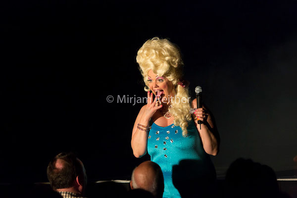 1. Boylesque Festival Vienna, The World Famous *BOB*, Wien 2014