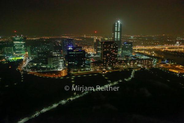 Metropole Wien - vom Donauturm aus gesehen