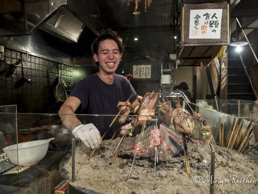 Die beste Küche der Welt - Japanisch