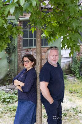 Magda Leeb und Gregor Seberg, Kabarettisten