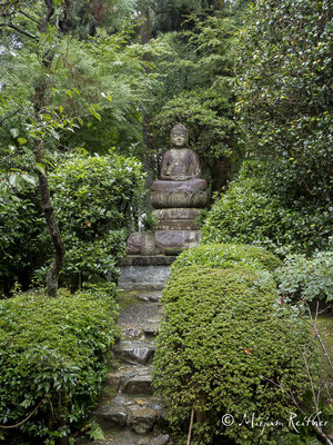 Ryoani Tempel in Kyoto, Japan