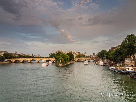 Ile de France, Paris