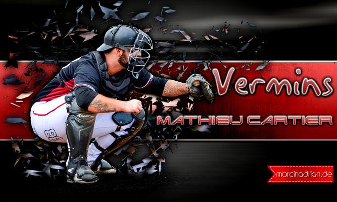 Mathieu Cartier, #Mathieu #Cartier #Mathieu_Cartier, Wesselin Vermins Baseball & Softball, MLB, DBV, Marcin Adrian, Marcin_Adrian, www.marcinadrian.de, 50389 Wesseling, werbekurier, Wesseling #Vermins #Baseball & #Softball