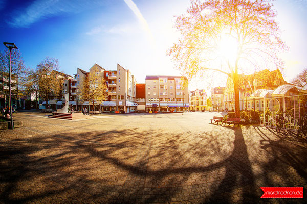 Das alte Rathaus in Wesseling, Alfons-Müller-Platz, Stadt Wesseling, mein wesseling #meinwesseling, Fotograf Wesseling © Marcin Adrian www.marcinadrian.de