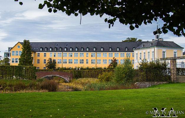 ©, Marcin Adrian, Augustusburg und Falkenlust, Schlosspark, Brühl