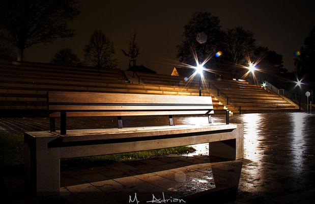 ©, Marcin Adrian, Rheinpromenade, Wesseling