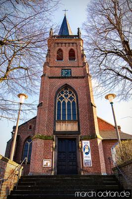 Marcin Adrian, www.marcinadrian.de, Schmerzhafte Mutter, Kath, Kirche Wesseling