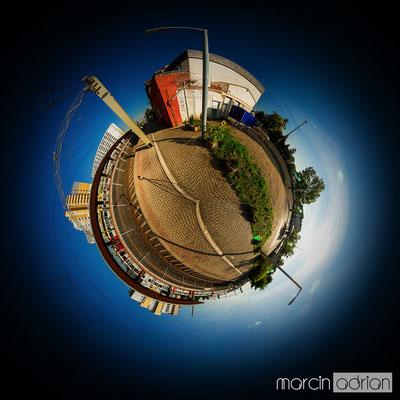 © Marcin Adrian, Bahnstation, Wesseling, Stadt Wesseling, 360°