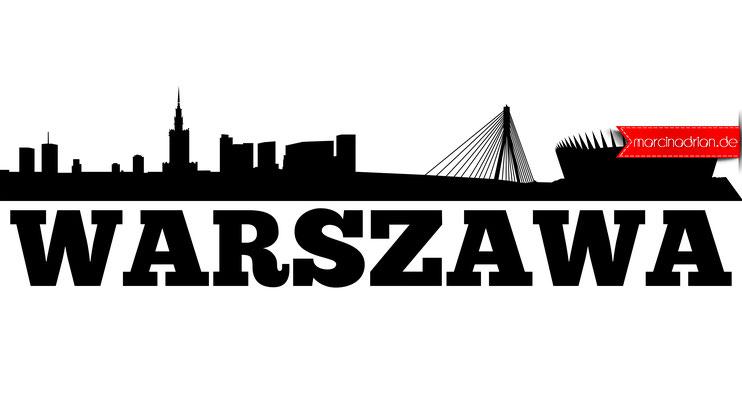 Pałac Kultury i Nauki w Warszawie, PGE Narodowy w Warszawie, Most Świętokrzyski, starwarsgrafik, Illustration, starwarsillustration, Grafiker, art, Marcin Adrian / marcinadrian