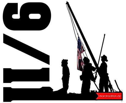Nine-Eleven Not forgotten 9/11, 11. September 2001 Don't Ever Forget 9/11, 11. September 2001   Terroranschläge am 11. September 2001 Ataki terrorystyczne w dniu 11 września 2001 terror attacs at the 11th September 2001  USA, New York, World Trade Center,