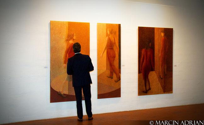 ©, Marcin Adrian, Erwin Esser, Erhard Mika, Kunstverein Wesseling e.V.